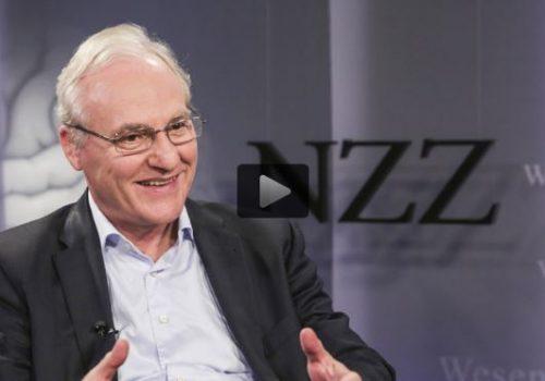 Ernst Fehr NZZ
