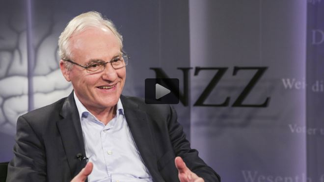 VERHALTENSÖKONOMIE | Ernst Fehr Im Interview | Im Kontext Des Nobel-Preises Für Richard Thaler