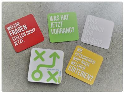 """+cards Set 2: """"Digitalisierung Gut Aufgesetzt"""""""