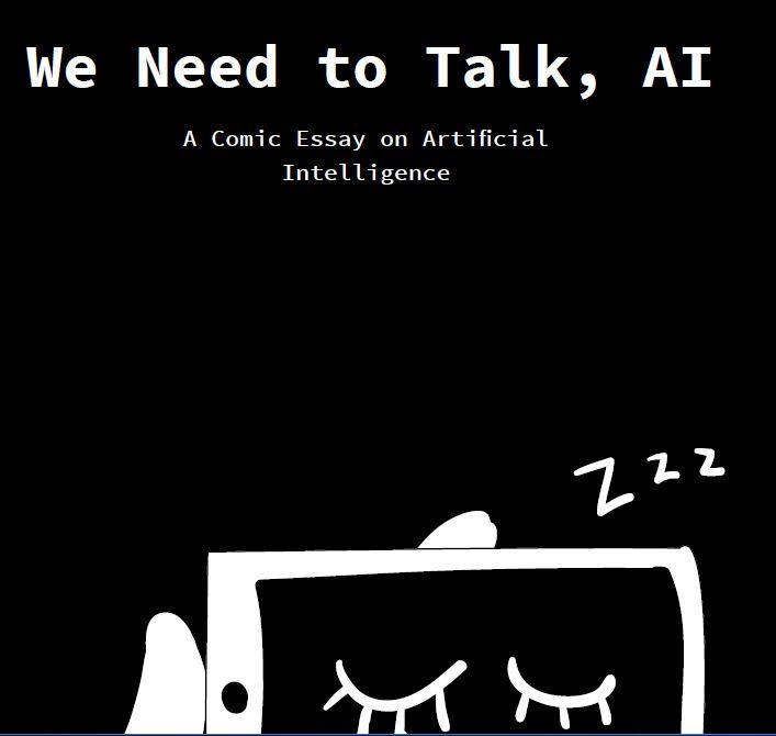 We Need To Talk, AI