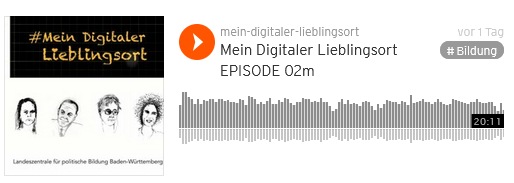 #mein Digitaler Lieblingsort EPISODE 02